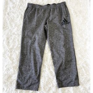 Adidas 2XL Sweatpants Gray Men's Climawarm